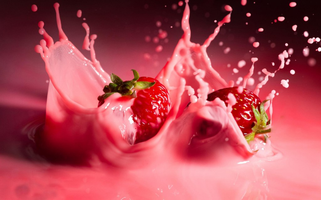 Strawberry-3D-Desktop-Wallpaper